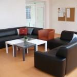 chráněné bydlení - společenská místnost