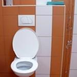 chráněné bydlení - koupelna