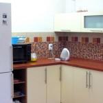 chráněné bydlení - kuchyň